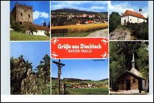 Gruss aus VIECHTACH Bayern Bayer. Wald color Mehrbild-AK mit Prackenbach uvm.