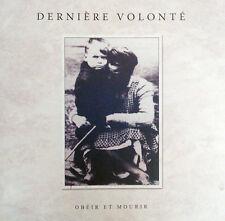 Derniere Volonte obeir et mourir - 2lp/VINILE (Reissue, Remastered)
