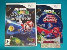 NINTENDO Wii : super mario galaxy