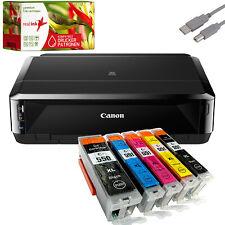 Canon PIXMA iP7250 Tintenstrahl Foto WLAN Duplex - Drucker +5 Tinten