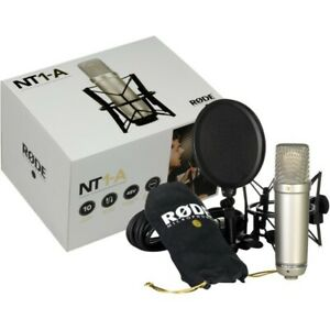 Rode NT1-A Complete Vocal Recording Solution   Neu