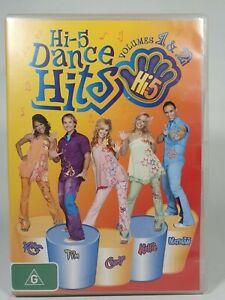 Rare Hi-5 Dance Hits Vol 1-2 Region 4