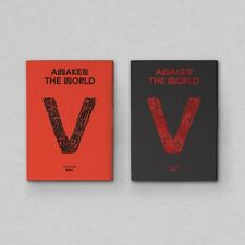 WAYV - Awaken The World [AWAKEN+WORLD ver. SET] 2CD+Free Gift
