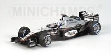 McLaren Mercedes MP4/18 D. Coulthard 2003 Formula 1 1:18 Model MINICHAMPS