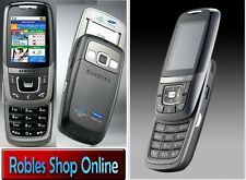 Samsung sgh d600 black (sans simlock) mp3 Camara 4 bande Bluetooth OVP top