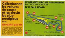 COLLECTION LA VACHE QUI RIT CIRCUITS & AUTOS (CIRCUIT P.RICARD // BRABHAM-FORD )