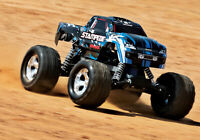 Traxxas Stampede Electric RC Monster Truck 1/10th 30+MPH *Store Display*