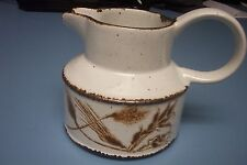 Midwinter Wild Oats Stonehenge Creamer, Brown Grains Oats, excellent condition