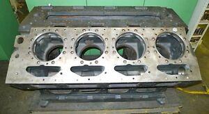 Caterpillar 3508 Block Small Cam Engine two bolt idler CAT 7E4658