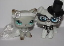 💞Littlest Pet Shop clothes lps accessories wedding set  *CAT DOG NOT INCLUDED