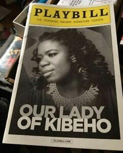 Our Lady Of Kibeho playbill