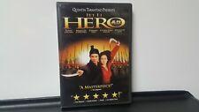 Hero (Dvd, 2004 Miramax) W/Slipcase + Insert-Jet Li