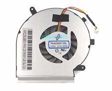 New for MSI GE62 GE72 GL62 GL72 PE60 PE70 CPU Cooling Fan