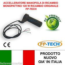 ACCELERATORE DI RICAMBIO MONOPATTINO ELETTRICO 24 V 120W E-SCOOTER ELETTRICO