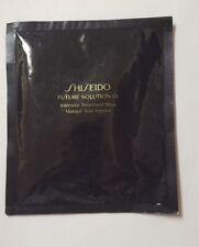 Shiseido Future Solution Treatment Mask