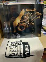 Kawaida Kuumba-Toudie Heat LP RSD 2020 Versiegelt