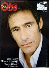 Mag 2008: GERARD LANVIN