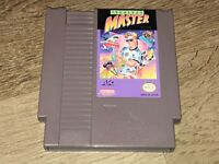 Treasure Master Nintendo Nes Cleaned & Tested Authentic