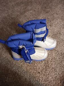 LL Bean Kids Snow Boots - Size 1