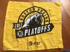 2017 Boston Bruins Rally Towel NHL Playoffs. New.