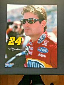 "Jeff Gordon ""24"" NASCAR Poster 20x16 - Original!"