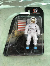 New Apollo 11 Lunar Landing Space Astronaut Neil Armstrong 1:18 Figure Model Toy