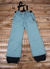 Napapijri Ski Activity Overall Cordura Men Pants Trousers Size XL, Genuine