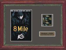 EMINEM - 8 MILE - FRAMED 35MM FILM CELL