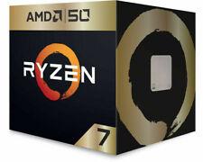 AMD Ryzen 7 2700X 50th Anniversary Edition 8x 3.70GHz Sockel AM4 BOX
