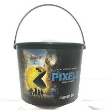 Pixels The Movie 2015 Cinemas Theatres Popcorn Bucket
