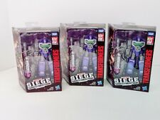 Transformers Siege Refractor Reflector SEALED War For Cybertron Generations Lot