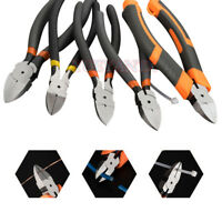 CR-V Plastic pliers 5/6/7inch Jewelry Electrical Wire Cable Cutters Cutting Tool