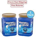 2 Pack Maxwell House Original Roast Ground Coffee Cannister (42.5 oz.)