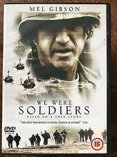 Mel Gibson WE WERE SOLDIERS ~ Hard-Hitting 2002 Vietnam War Film | UK DVD