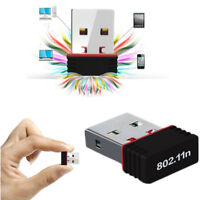 USB Adapter WiFi Wireless Adapter Network Lan Card 802.11n/g/b 150Mbps Top Use