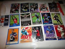 FOOTBALL ROOKIE CARDS==ALL SORTS==WAITING FOR YOUR REVIEW AND BID==ALL CARDS N-M