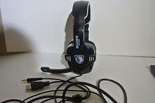 Sades SA-922 Pro Stereo Gaming Headset Headphone with Mic