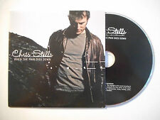 CHRIS STILLS : WHEN THE PAIN DIES DOWN ♦ CD SINGLE PORT GRATUIT ♦