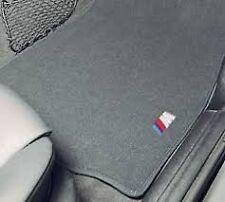 BMW E70 X5 Genuine M Carpeted Floor Mat Set, Mats NEW 2007-2013 OE Front & Rear