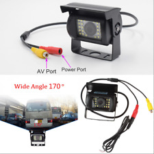 Car Bus Truck Rear View Camera Vision Mirror&positive Image Avoid Blind Spots