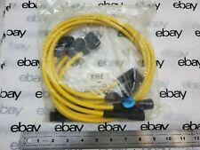 Yale Forklift Spark plug Set 9012838-03 Yellow (3589) 10034