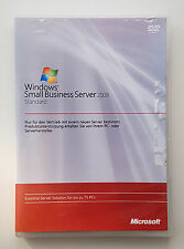 Windows 2008 Small Business Server SBS Standard inkl. 5 CAL Deutsch T72-02455
