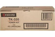 Genuine Kyocera FS-3900DN FS-4000DN Black Toner Cartridge - TK-320 TK320