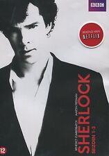 Sherlock : Seizoen 1 - 3 (6 DVD)
