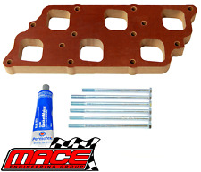 25MM PERFORMANCE MANIFOLD INSULATOR KIT FOR HOLDEN CALAIS VE VF SIDI LFX 3.6L V6