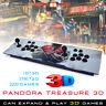 New 2200 Games Pandora Box Treasure 3D Arcade Console Machine Retro Video Game