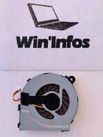 Ventilateur refroidisseur chaleur cpu fan HP Pavilion G6-1000 (G6-1346ef)