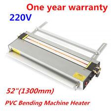 "52""(1300mm) Upgraded Acrylic Plastic PVC Bending Machine Heater for Lightbox"