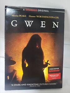 Gwen (2018) Richard Harrington, Maxine Peake, Mark Lewis Jones DVD New