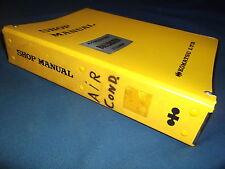 KOMATSU AIR CONDITIONER AC SERVICE SHOP REPAIR BOOK MANUAL OEM ORIGINAL